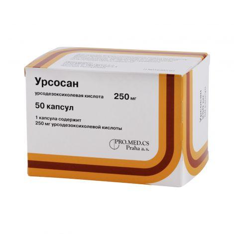 Пример желчегонного препарата
