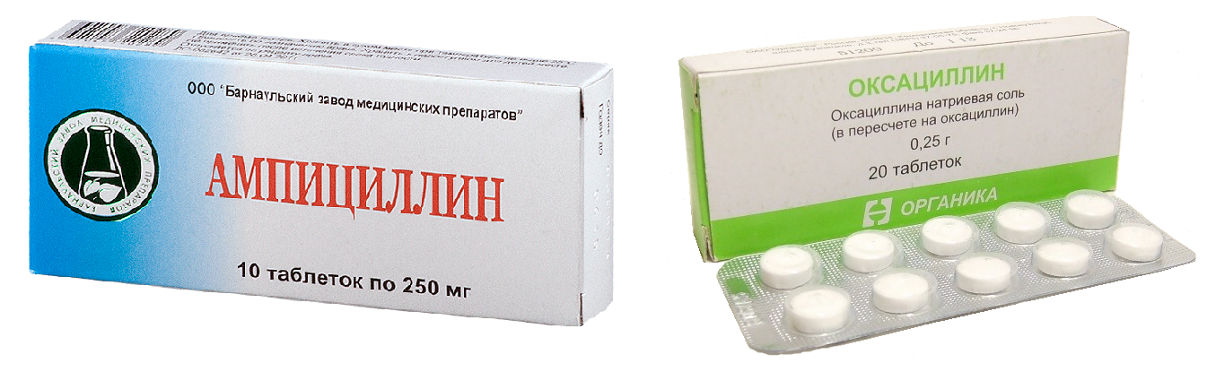 Антибиотики для лечения холецистита