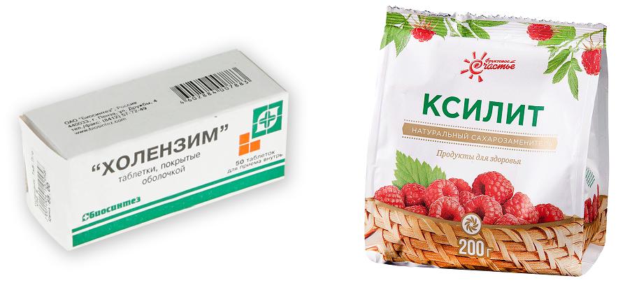 Желчегонные средства для лечения холецистита
