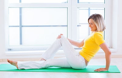 Лечебная гимнастика при перегибе желчного