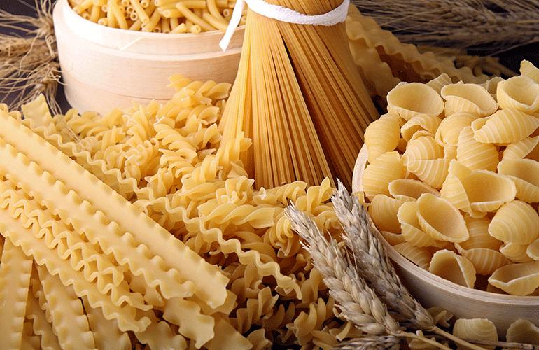 Сухие макаронные изделия