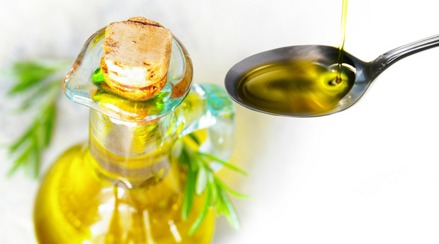 Чайная ложка оливкового масла