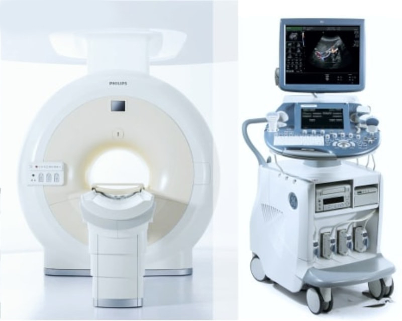 Ультразвуковое исследование и магнитно-резонансная томография